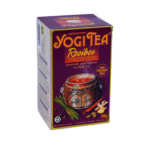 Rooibos African Spice from Yogi Tea