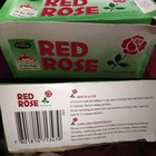 Red Rose from Brooke Bond