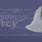Wizard's Grey from Adagio Teas