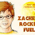 Zacher's Rocket Fuel from Custom-Adagio Teas