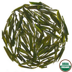 Dragon Well (Long Jing) from Rishi Tea