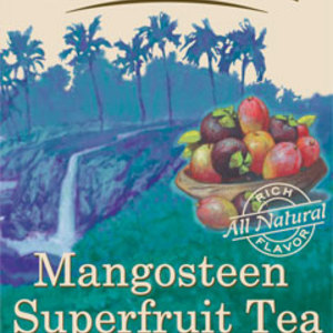 Mangosteen Superfruit Tea from Good Earth Teas