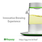 Leaf Tea Maker from Keyway Innovations