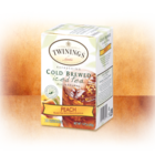 Peach Cold-Brewed Iced Tea from Twinings