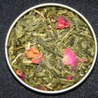 Pomegranate Green from Gold Leaf Spice & Teas
