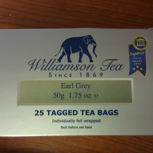 Earl Grey from Williamson and Magor