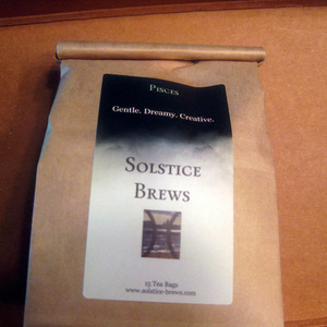 Pisces Tea from Solstice Brews