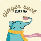 Ginger Root Tea from Tea Trunk