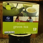 kroger 100% natural green tea from Kröger