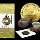 Sencha Tea Chashi-Meijin Imperial Gold from Chado Tea House