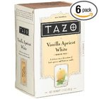 Vanilla Apricot White from Tazo