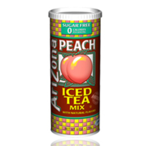 AriZona Peach Diet Iced Tea Mix from Arizona