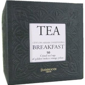 Breakfast Tea from Dammann Freres