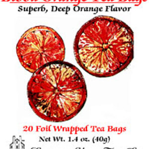 Blood Orange from Eastern Shore Tea Company