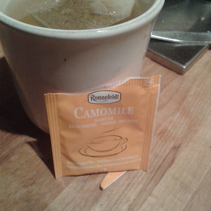 Camomile from Ronnefeldt Tea