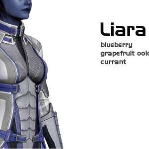 Liara from Custom-Adagio Teas
