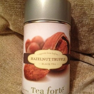 Hazelnut Truffle from Tea Forte