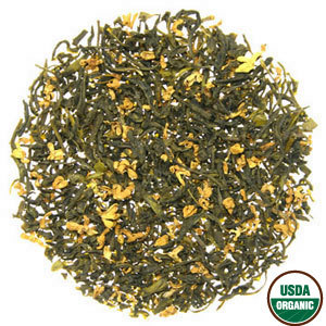 Osthmanthus Green Tea from Rishi Tea