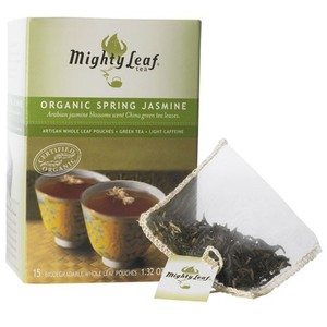 Organic Spring Jasmine from Mighty Leaf Tea
