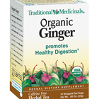 Organic Ginger from Traditional Medicinals