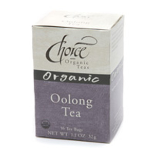Oolong Organic Tea from Choice Organic Teas