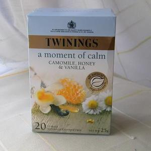 A Moment of Calm Chamomile, Honey & Vanilla from Twinings