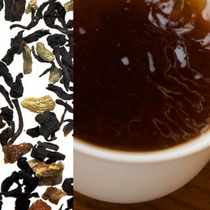 Blood Orange Pu-erh from Samovar