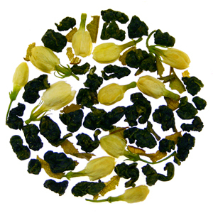 Citron Oolong from Rishi Tea