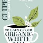 Organic White Tea from Clipper