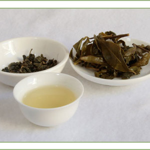 Alishan High Mountain Oolong from The Tea Affair
