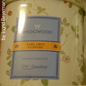 Earl Grey Flowers (Wild Strawberry) from Wedgwood