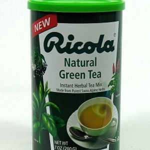 Green Tea from Ricola