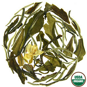 Jasmine Scented White Peony from Rishi Tea