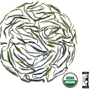 Organic Green Needles from Rishi Tea