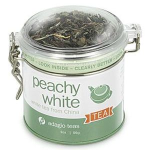 Peachy White from Adagio Teas