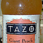 Giant Peach Iced Tea from Tazo
