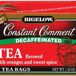 Constant Comment Decaffeinated from Bigelow