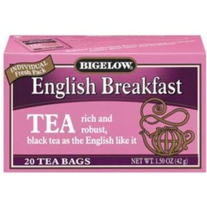 English Breakfast from Bigelow