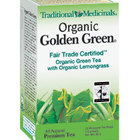 Organic Golden Green from Traditional Medicinals