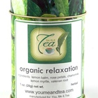 Organic Relaxation from You, Me &amp; Tea