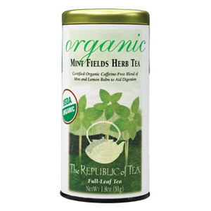 Mint Fields (Organic) from The Republic of Tea