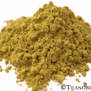Koto Genmaicha Powder from Teanobi