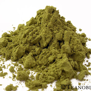 Sato Matcha Genmaicha Powder from Teanobi