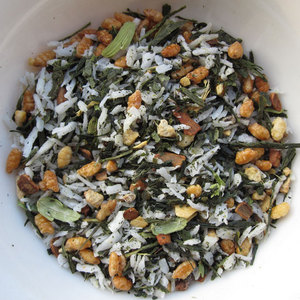Coconut Genmaicha Chai from Yogic Chai
