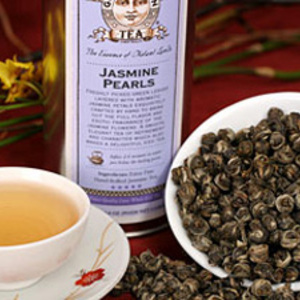 Jasmine Pearls from Golden Moon Tea