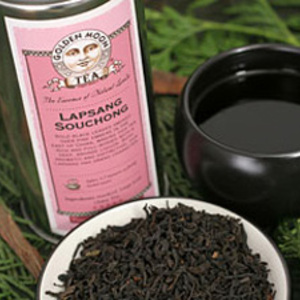 Lapsang Souchong from Golden Moon Tea