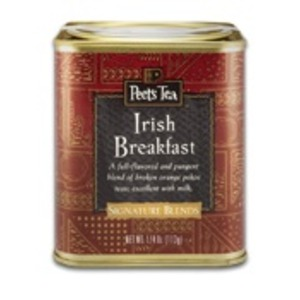 Irish Breakfast from Peet's Coffee & Tea