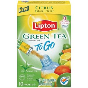 Green Tea with Citrus - To Go from Lipton