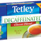 Decaffeinated Black Tea from Tetley