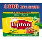 100% Natural Decaffeinated Green from Lipton